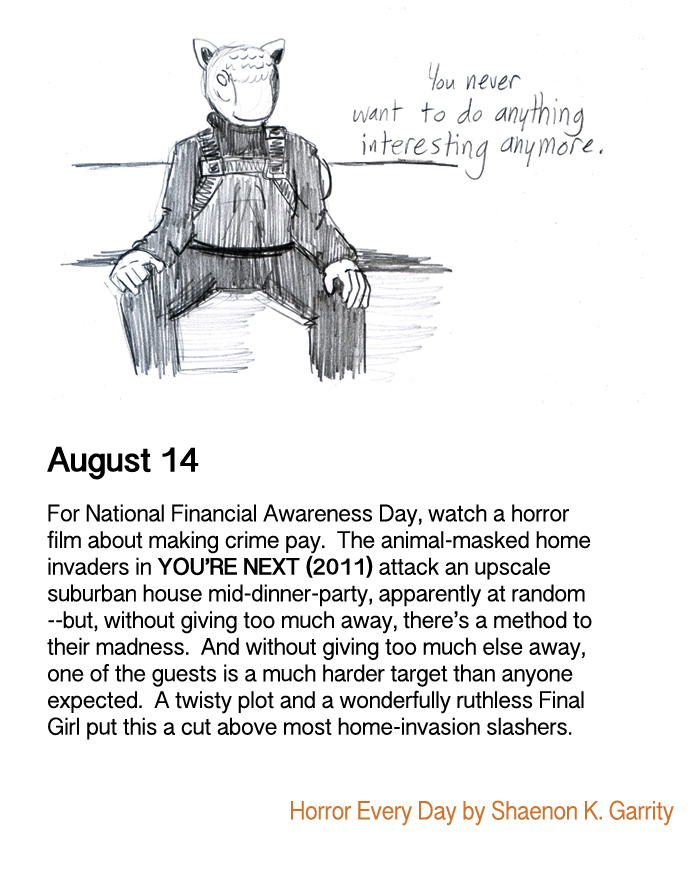 August 14